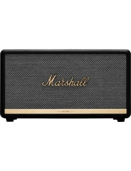 Stanmore Ii Bluetooth Speaker   Black by Marshall