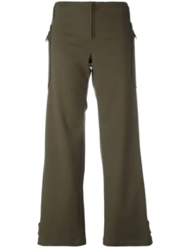 Twill Trousers by Romeo Gigli Pre Owned