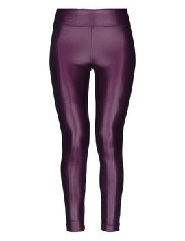 Lustrous High Rise Legging In Infinity Fabric by Koral
