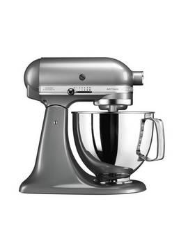 Kitchen Aid 5 Ksm125 Bcu Artisan Stand Mixer   Silver419/2756 by Argos