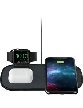 7.5 W Qi Certified Wireless Charging Pad For I Phone®/Android   Black by Mophie