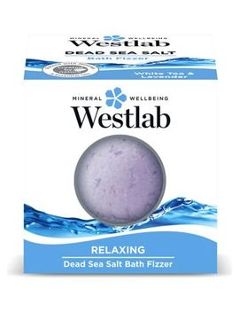 Westlab Relaxing Dead Sea Salt Bath Fizzer by Westlab