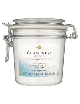 Champneys Professional Collection Revitalising Foot Soak 400g by Champneys