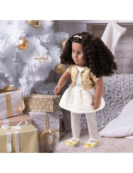 Our Generation Holiday Haven Doll by Smyths