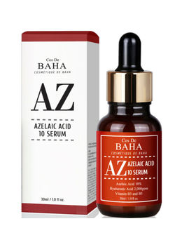 Facial Serum Azelaic Acid 10% B3 Face Rosacea Acne Pimple Pigmentation Blackhead by Cos De Baha