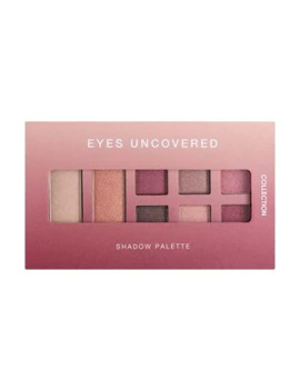 Collection Eyes Uncovered Eyeshadow Palette Bare Rose 2 by Superdrug