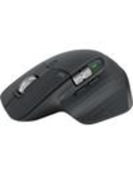 Logitech Mx Master 3 Advanced Wireless Mouse (Graphite) by Logitech