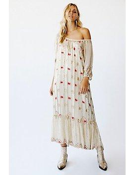 Does Charo Embellished Dress by Carolina K