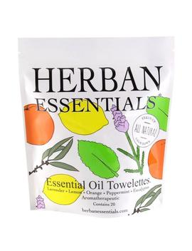 Herban Essentials Towelettes by Soft Surroundings