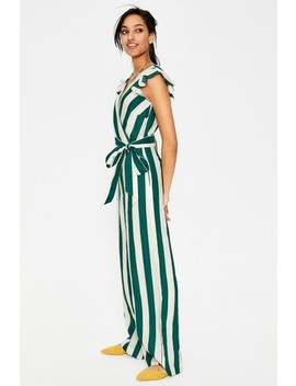 Boden Green Mila Jumpsuit by Next