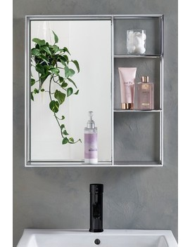 Shelving Wall Mirror by Next