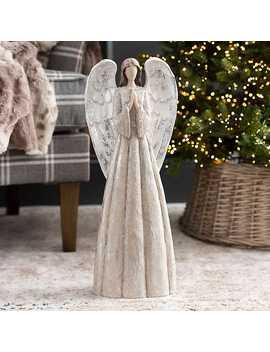 Gold Antique Angel Statue by Kirkland's