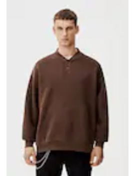 Mit KnÖpfen   Sweatshirt by Pull&Bear