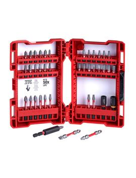 Shockwave Impact Duty Driver Bit Set (40 Piece) by Milwaukee