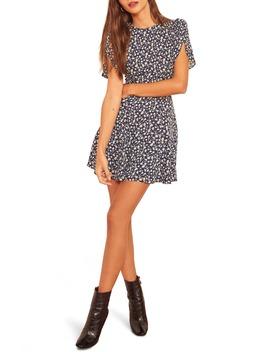 Violette A Line Minidress by Reformation