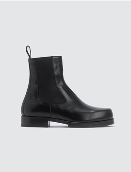Chelsea Boots With Removable Vibram Sole by 1017 Alyx 9 Sm