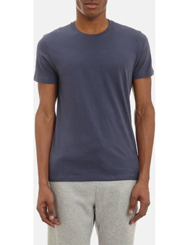 Cotton Crewneck T Shirt by Barneys New York