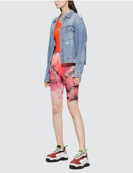 Bermuda Shorts by              Msgm