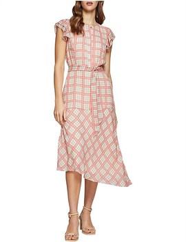 Ranni Check Dress by Oxford