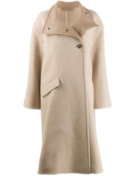 A Line Wrap Coat by Acne Studios