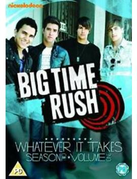 Big Time Rush   Season 2, Volume 1 [Dvd] by Ebay Seller