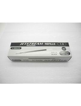12pcs Uni Ball Jetstream Sxr 10 1.0mm Ball Pen Only Refill Black(Japan) by Ebay Seller