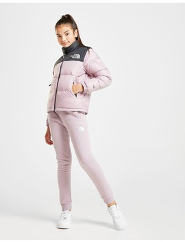 The North Face Girls' Nuptse Jacket Junior by The North Face