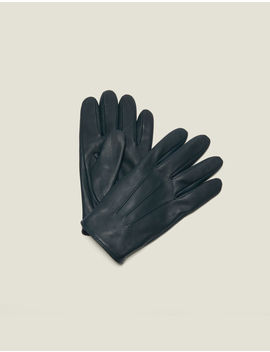 Leather Gloves by Sandro Paris