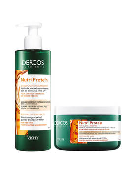 Vichy Dercos Nutri Protein Hair Bundle by Vichy