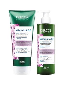 Vichy Dercos Vitamin A.C.E Hair Bundle by Vichy