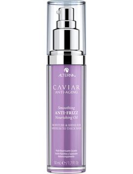 Caviar Anti Aging Smoothing Anti Frizz Nourishing Oil by Alterna