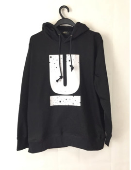 Undercover U Hoodie by Undercover  ×