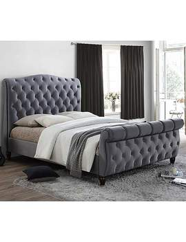 Colorado Fabric Bed Frame by Dunelm