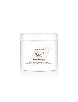 White Tea Vanilla Orchid Body Cream 400 Ml by Elizabeth Arden