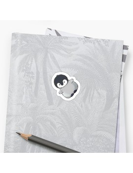Happy Little Penguin Sticker by Stickersnstuff