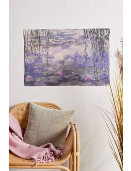 Claude Monet Nympheas Poster by Urban Outfitters