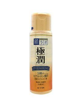 Rohto Hadalabo Gokujyun Premium Hyaluronic Acid Super Moist Lotion 170 Ml Japan by Hadalabo Gokujyun