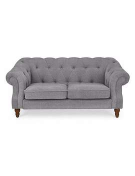 Aubrey Chesterfield 2 Seater Sofa by Dunelm