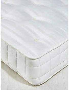 John Lewis & Partners Classic Collection Ortho Support 1600 Pocket Spring Mattress, Firm Tension, Double by John Lewis & Partners