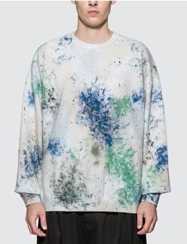 Paint Vintage Sweatshirt by Sasquatchfabrix.