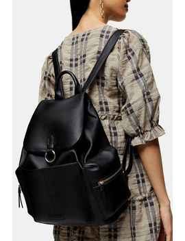 Betty Black Backpack by Topshop
