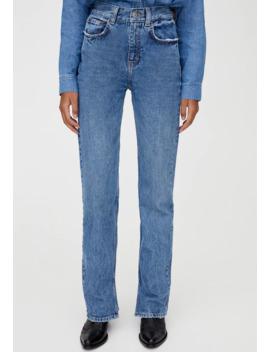 Mit Hohem Bund   Jeans A Sigaretta by Pull&Bear