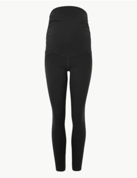 Quick Dry Maternity Leggings by Marks & Spencer