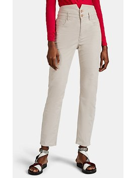 Verna Cotton Corduroy Skinny Jeans by Isabel Marant