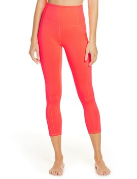 End Game High Waist Leggings by Free People Fp Movement