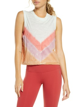 Chevron Ombré Love Tank by Free People Fp Movement