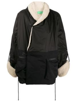 Manteau à Doublure Texturée by A.A. Spectrum