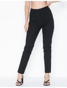 Slim High Waist Pants by Nly Trend