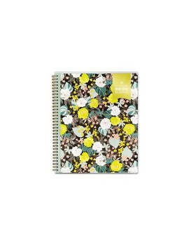 "2020 Planner 8.5""X 11"" Floral Green   Day Designer For Blue Sky by Blue Sky"