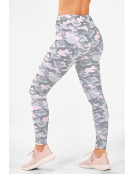 Mid Rise Printed Power Hold® Legging by Fabletics